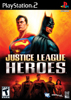 Justice League Heroes(PS2)